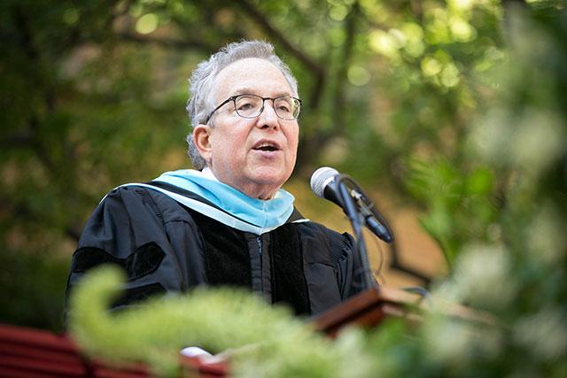 Head of School Bruce L. Dennis